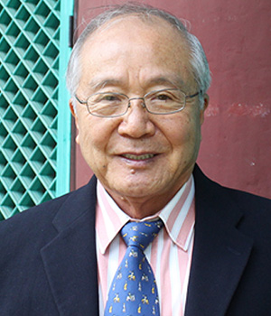 Dr. Ho-min Sohn, KLFC Consultant and former director of KLFC