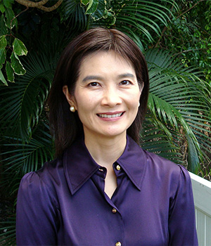 Dr. Sumi Chang, KLFC BA program coordinator